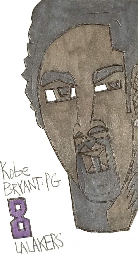 Kobe Bryant par armattock
